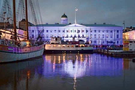 1. Helsinki Reception